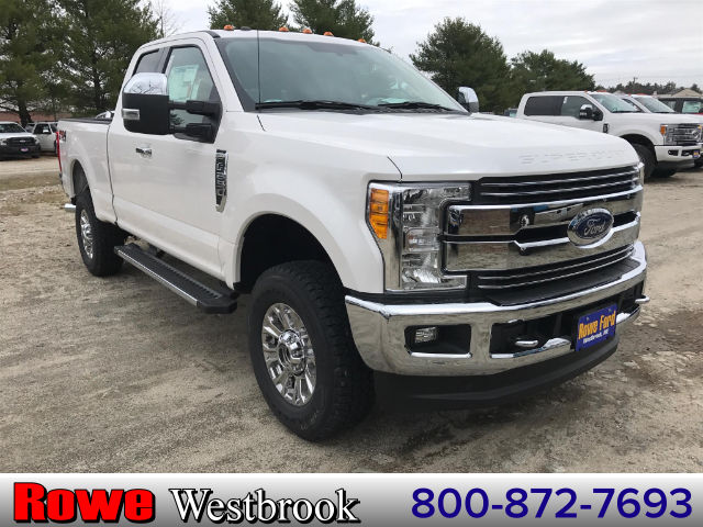 2017 F-250 Super Cab 4x4 Pickup #174286 - photo 1