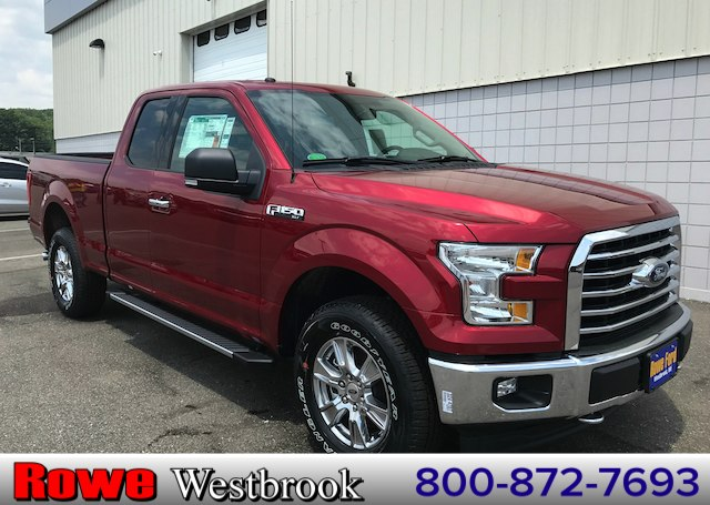2017 F-150 Super Cab 4x4, Pickup #174377 - photo 1