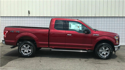2017 F-150 Super Cab 4x4, Pickup #174377 - photo 11
