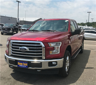 2017 F-150 Super Cab 4x4, Pickup #174377 - photo 3