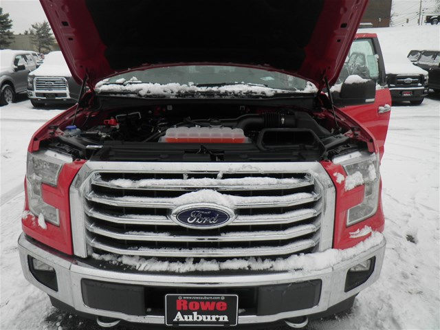 2017 F-150 Crew Cab 4x4 Pickup #174462 - photo 22