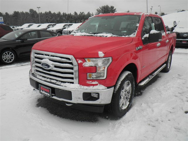2017 F-150 Crew Cab 4x4 Pickup #174462 - photo 4