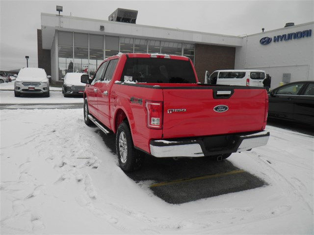 2017 F-150 Crew Cab 4x4 Pickup #174462 - photo 7