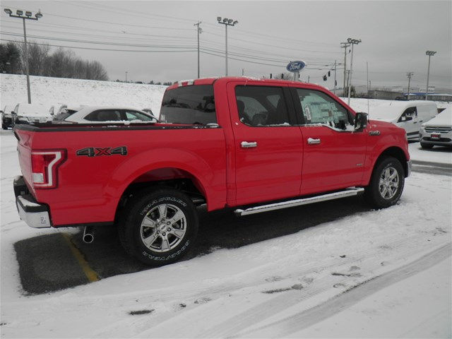 2017 F-150 Crew Cab 4x4 Pickup #174462 - photo 9