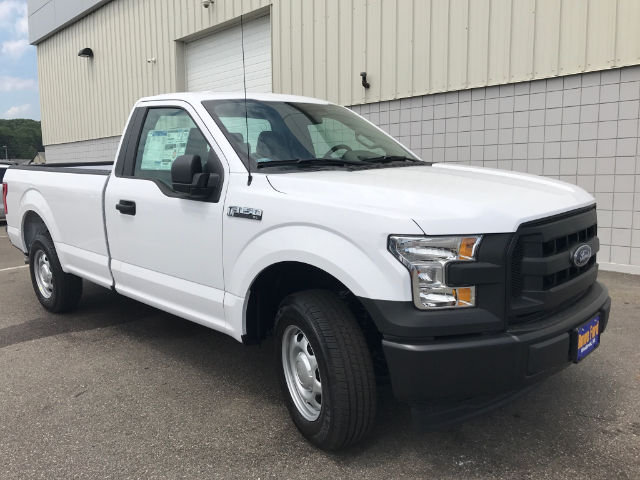 2017 F-150 Regular Cab Pickup #174539 - photo 3