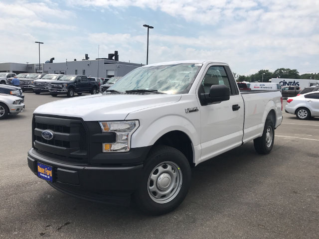 2017 F-150 Regular Cab Pickup #174539 - photo 5