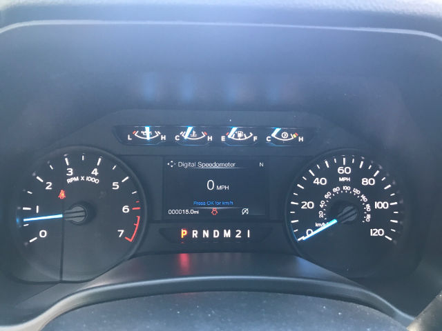 2017 F-150 Regular Cab 4x4 Pickup #174599 - photo 12