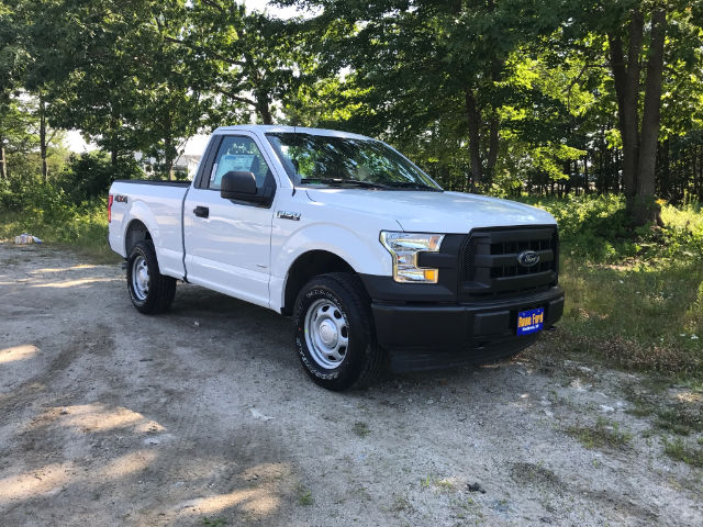 2017 F-150 Regular Cab 4x4 Pickup #174599 - photo 3