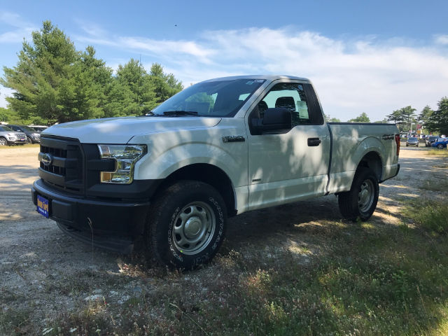 2017 F-150 Regular Cab 4x4 Pickup #174599 - photo 5