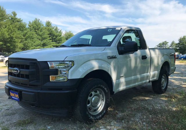 2017 F-150 Regular Cab 4x4 Pickup #174637 - photo 10
