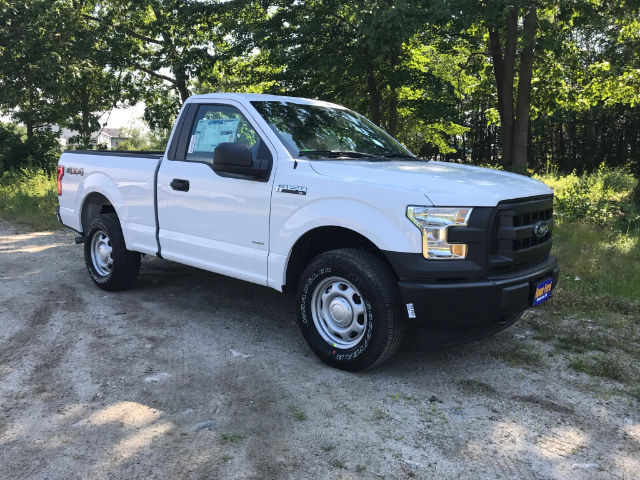 2017 F-150 Regular Cab 4x4 Pickup #174637 - photo 3