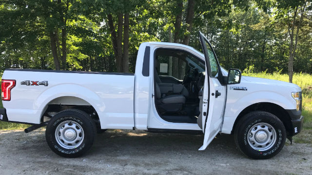 2017 F-150 Regular Cab 4x4 Pickup #174637 - photo 12