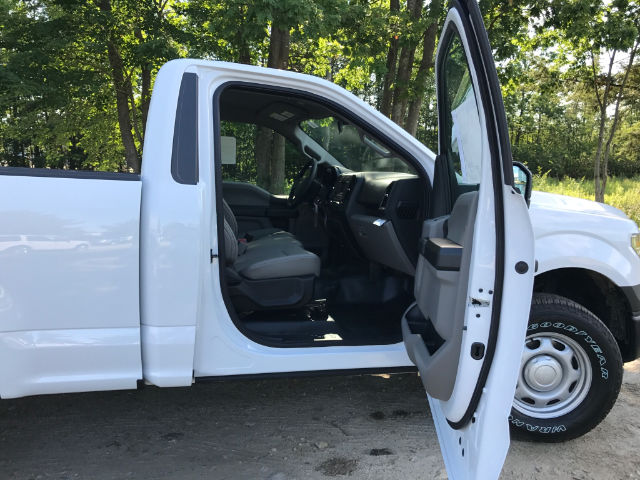 2017 F-150 Regular Cab 4x4 Pickup #174639 - photo 7