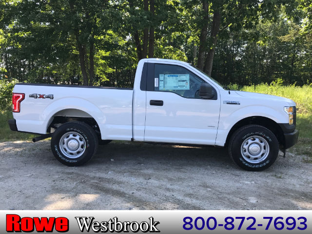 2017 F-150 Regular Cab 4x4, Pickup #174681 - photo 1