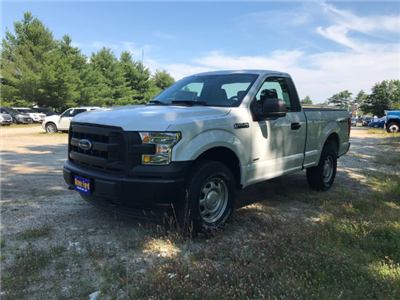 2017 F-150 Regular Cab 4x4, Pickup #174681 - photo 5
