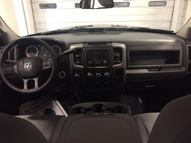 2017 Ram 2500 Crew Cab 4x4, Platform Body #174955A - photo 17
