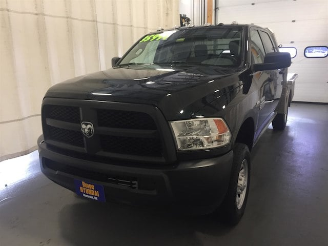 2017 Ram 2500 Crew Cab 4x4, Platform Body #174955A - photo 6