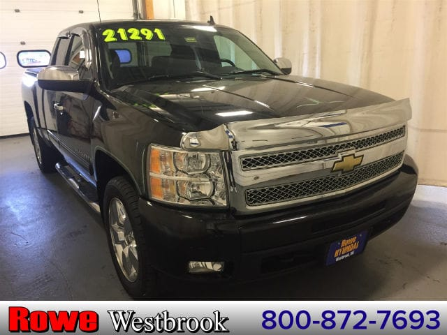 2009 Silverado 1500 Extended Cab 4x4 Pickup #178337A - photo 1