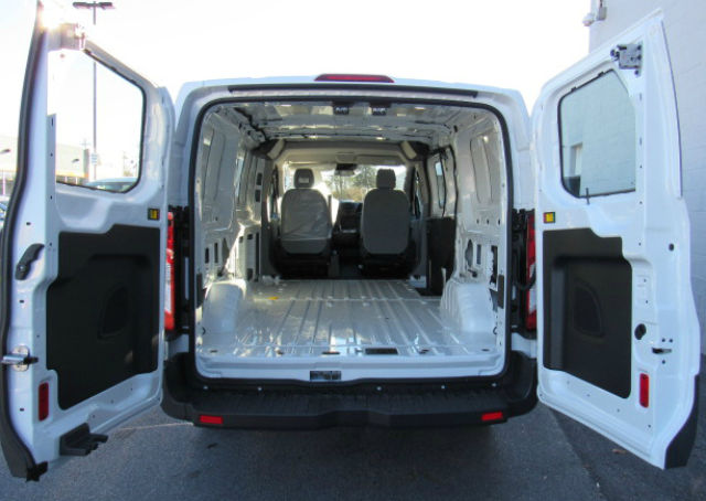 2017 Transit 250 Low Roof Cargo Van #179580 - photo 2