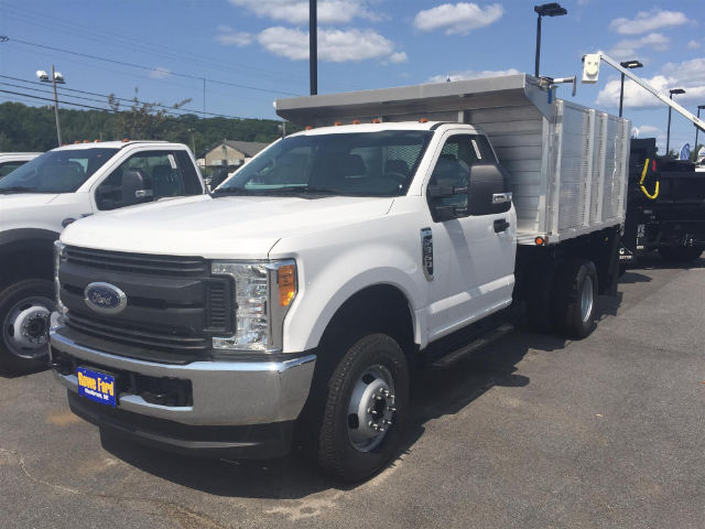 2017 F-350 Regular Cab DRW 4x4, Magnum Landscape Dump #179588 - photo 15
