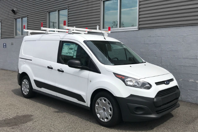 2017 Transit Connect, Weather Guard Upfitted Van #179593 - photo 8