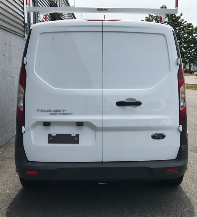 2017 Transit Connect, Weather Guard Upfitted Van #179593 - photo 11