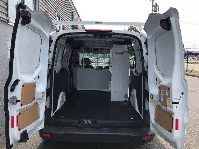 2017 Transit Connect, Weather Guard Van Upfit #179593 - photo 2