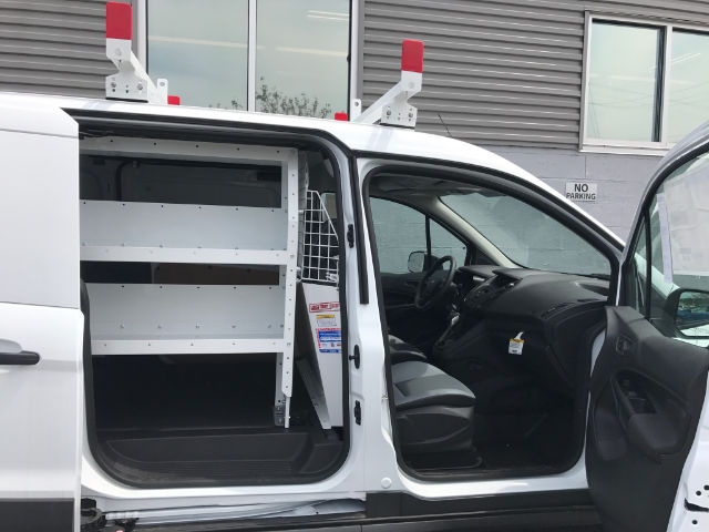 2017 Transit Connect, Weather Guard Van Upfit #179593 - photo 13