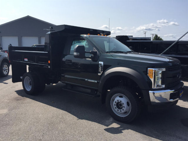 2017 F-550 Regular Cab DRW 4x4, Reading Dump Body #179606 - photo 3