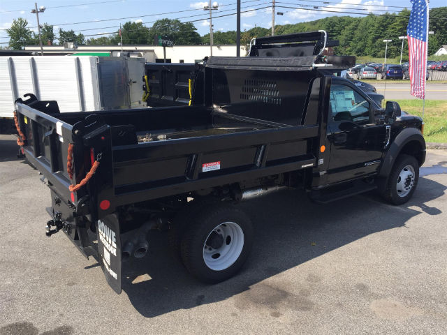 2017 F-550 Regular Cab DRW 4x4, Reading Dump Body #179606 - photo 2
