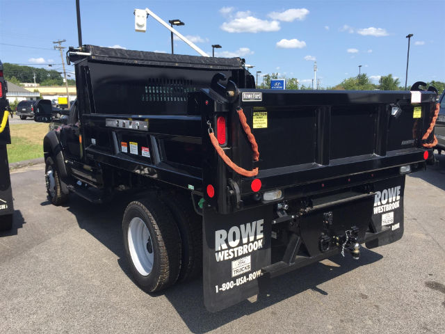 2017 F-550 Regular Cab DRW 4x4, Reading Dump Body #179606 - photo 5