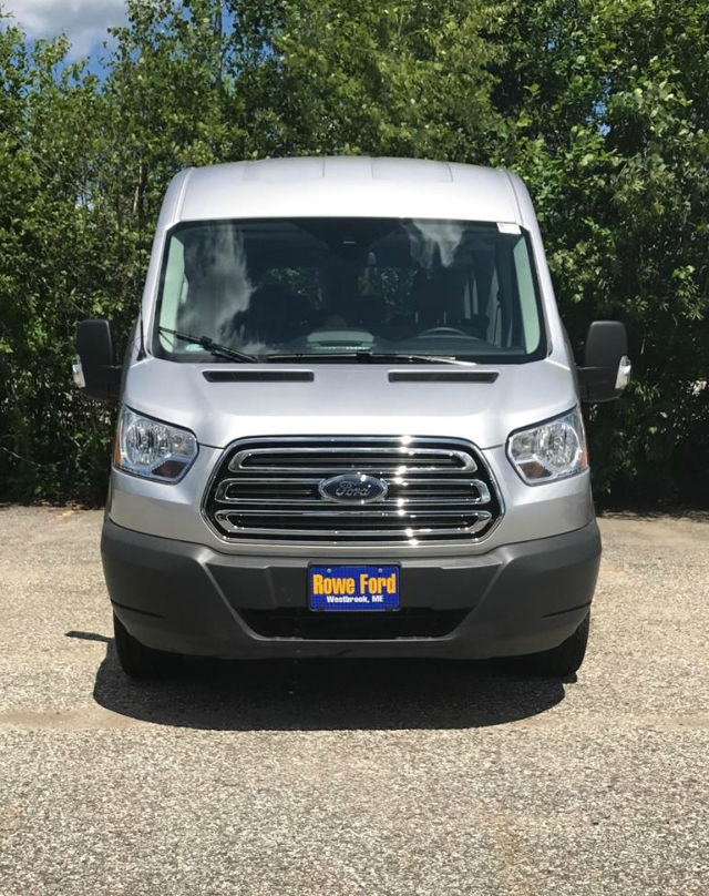 2017 Transit 350 Medium Roof Passenger Wagon #179609 - photo 3