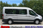 2017 Transit 350 Medium Roof Passenger Wagon #179609 - photo 1