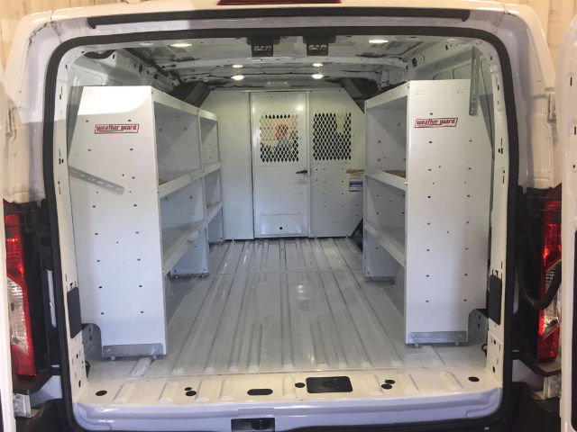 2017 Transit 250 Low Roof, Weather Guard Van Upfit #179617 - photo 2