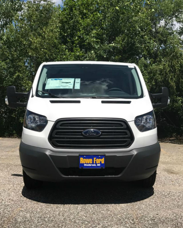 2017 Transit 250 Low Roof, Cargo Van #179619 - photo 14