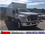 2017 F-650 Regular Cab, Dejana Truck & Utility Equipment DuraBox Cargo Van Box Trucks Dry Freight #179643 - photo 1