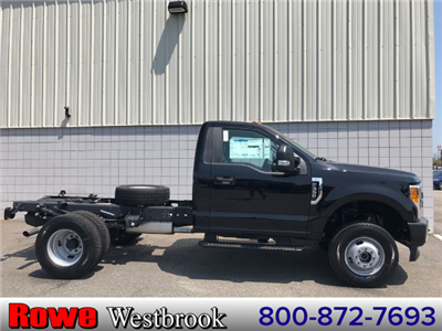 2017 F-350 Regular Cab DRW 4x4, Cab Chassis #179652 - photo 1