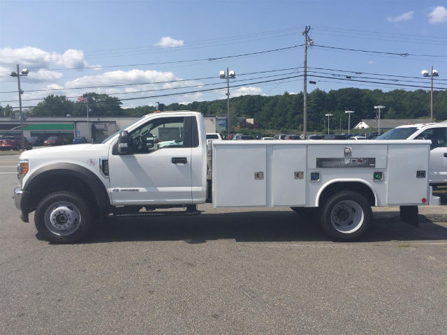 2017 F-550 Regular Cab DRW 4x4, Reading Service Body #179655 - photo 4