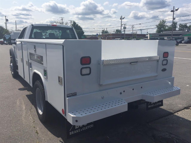2017 F-550 Regular Cab DRW 4x4, Reading Classic II Aluminum  Service Body #179655 - photo 2