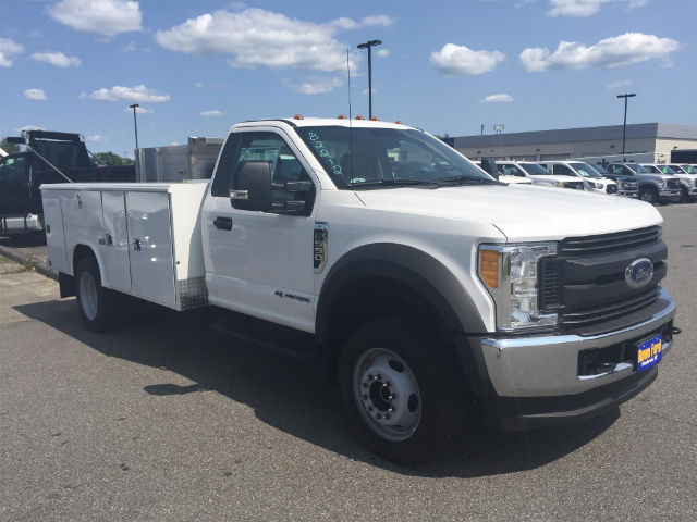 2017 F-550 Regular Cab DRW 4x4, Reading Service Body #179655 - photo 6