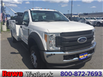 2017 F-550 Regular Cab DRW 4x4, Reading Service Body #179655 - photo 1