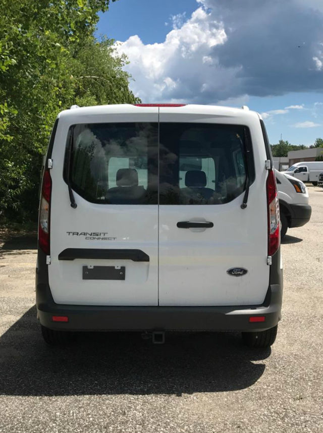 2017 Transit Connect, Cargo Van #179657 - photo 9