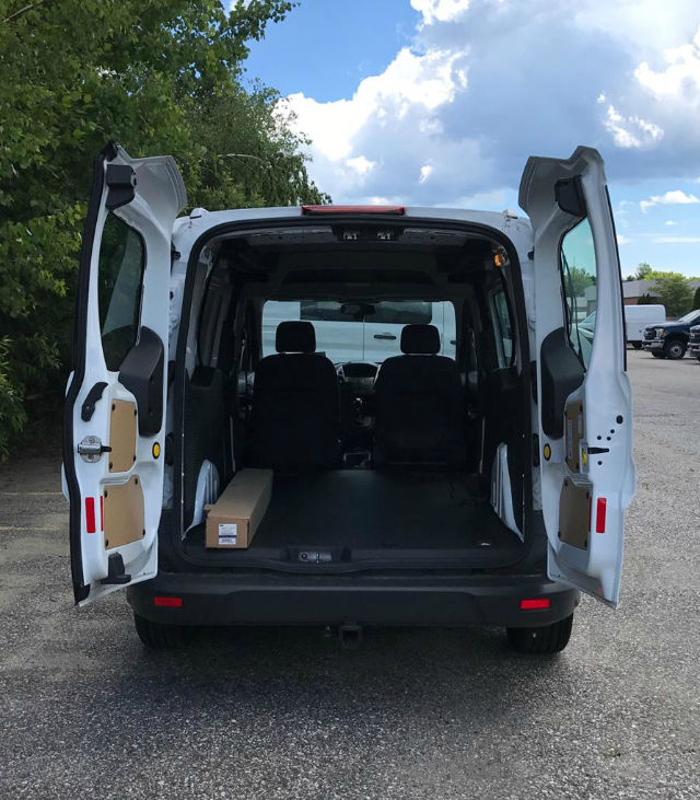 2017 Transit Connect, Cargo Van #179657 - photo 10