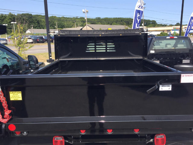 2017 F-350 Regular Cab DRW 4x4, Reading Dump Body #179696 - photo 12