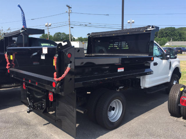 2017 F-350 Regular Cab DRW 4x4, Reading Dump Body #179696 - photo 2