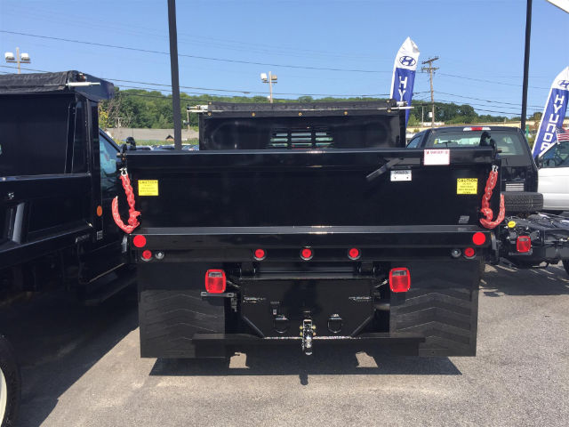 2017 F-350 Regular Cab DRW 4x4, Reading Dump Body #179696 - photo 3