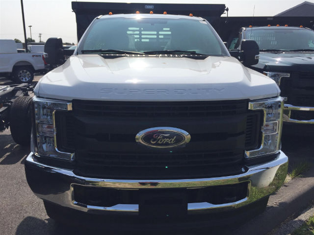 2017 F-350 Regular Cab DRW 4x4, Reading Marauder Drop-Side Dump Dump Body #179696 - photo 5