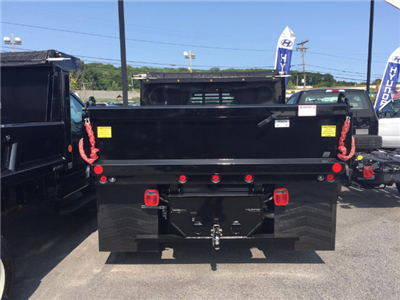 2017 F-350 Regular Cab DRW 4x4, Reading Marauder Drop-Side Dump Dump Body #179696 - photo 3