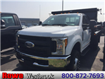 2017 F-350 Regular Cab DRW 4x4, Reading Marauder Drop-Side Dump Dump Body #179696 - photo 1