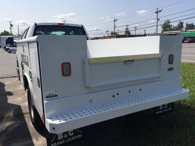 2017 F-350 Super Cab DRW 4x4, Reading Service Body #179698 - photo 5